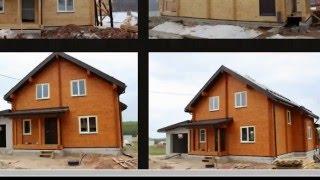 видео Брус из Новгородской области: профилированный и клееный для строительства