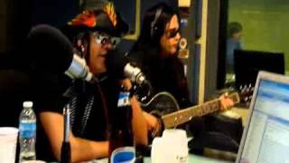 PRETTY BOY FLOYD JUNKIE GIRL AT ROCK AND POP RADIO ARGENTINA