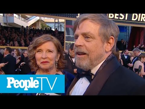 Mark Hamill Shares His Favorite Star Wars Last Jedi Theory | PeopleTV | Entertainment Weekly