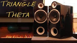 Triangle Signature Theta 💎 _(Z Reviews)_ Pure Audiophile Speakers
