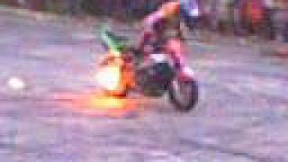 recife street cars 2007(show de motos)
