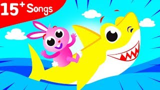 RACE CARS, BABY SHARK, BUNNIES AND DINOSAURS MIX AND MATCH |   Where Are my Paws? by Little Angel