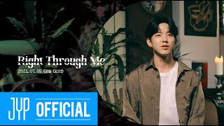DAY6 (Even of Day) <Right Through Me> Intro Film - DOWOON