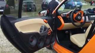 2014 Smart tuning loud sound system - 2 15s Hertz bass monster subwoofer