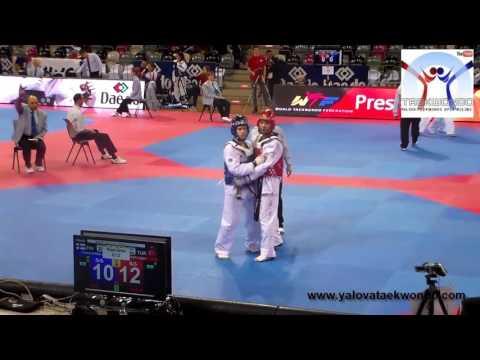 Yalova Taekwondo Spor Kulübü Özgür Gülen Almanya President Cup Performansı