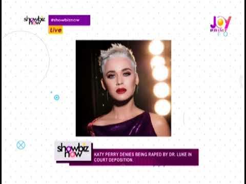 Showbiz Now on Joy Prime B (30-8-18)