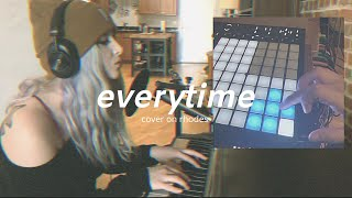 """Ariana Grande - """"Everytime"""" Cover Live"""