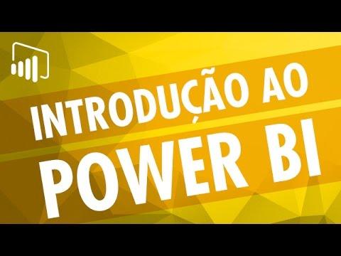 [Power BI] Introdução ao Power BI