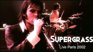 Supergrass LIVE HD 2002 in Paris, France (full concert)