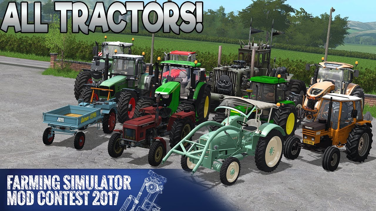 how to add new tractor farming simulator 17 ps4