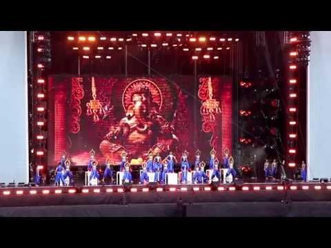 UK Welcome Modi: Shaimak Dance Group  Deva Tujhya Dari Aalo Moraya Moraya