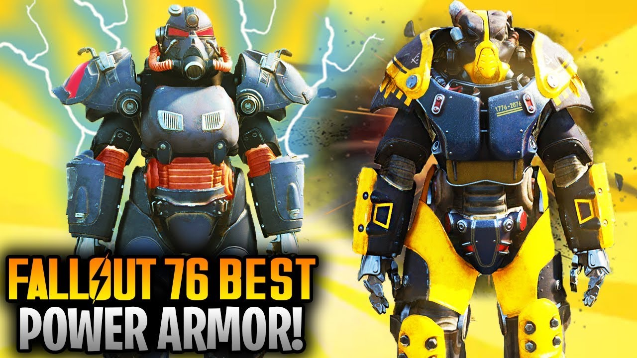 A guide to Power Armor in Fallout 76: which is the best