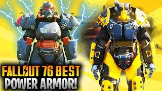 Fallout 76 Top 5 Best POWER ARMOR In The Game! (Best Power Armor Locations Guide)