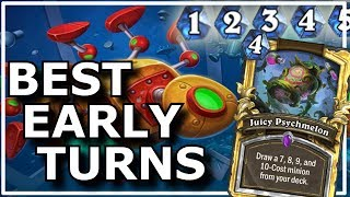 Hearthstone - Best of Early Turns