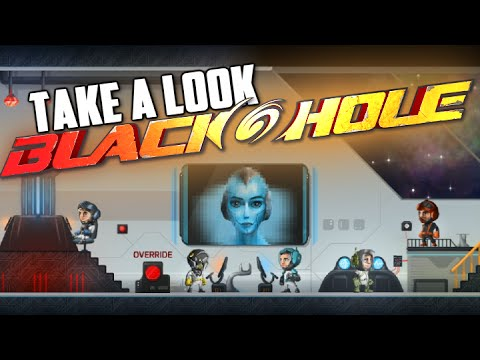 THIS GAME IS HILARIOUS! Take a Look: BLACKHOLE!