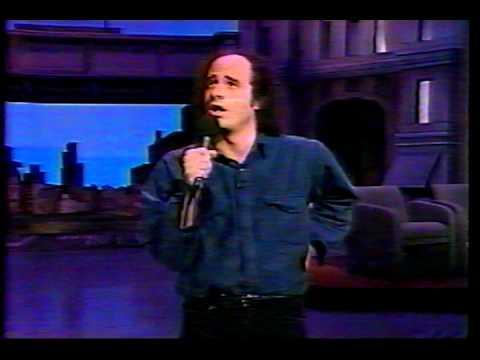 Steven Wright on 80's Letterman
