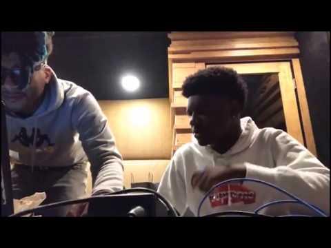 TM88 Playin FRESH Beats on Instagram live