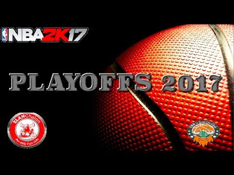 NBA 2K17 : Playoffs 2017 : Chalon - Le Portel