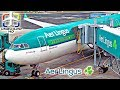 TRIP REPORT | First Time in Aer Lingus A330-300 | Malaga to Dublin
