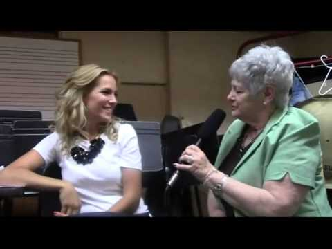 """Luisana Lopilato & Michael Buble- Interview about work in """"Fair Market Value"""""""