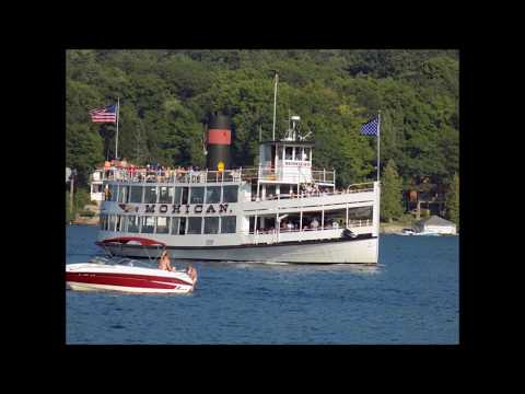 Trip Through Lake George, New York 2016