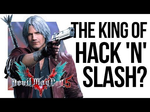 The Devil May Cry 5: What's all the Fuss About? thumbnail