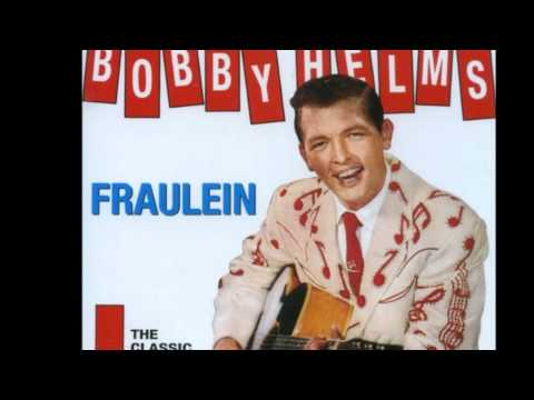 Bobby Helms &39;Fraulein&39;  1957 45 rpm