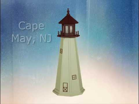 Decorative Lighthouses & Windmills | Made in the USA