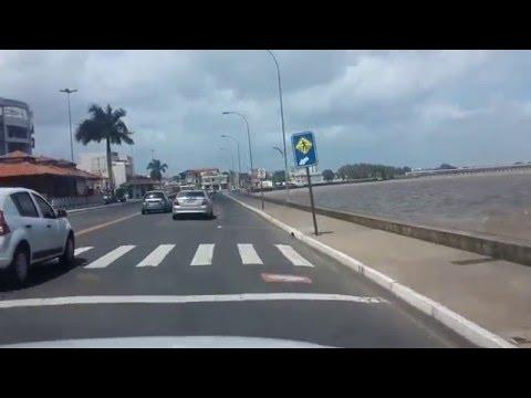 ORLA DE MACAPÁ JANEIRO DE 2016