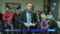 Cintegabelle : des habitants s'invitent au conseil municipal pour dire non au projet d'éoliennes