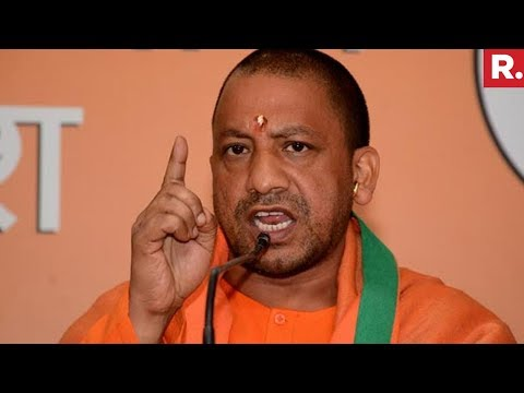 Will Reply By Guns Only Says UP CM Yogi Adityanath