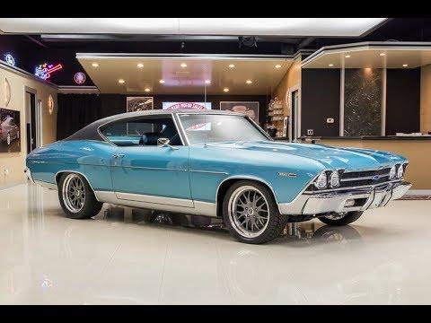 1969 Chevrolet Malibu For Sale Youtube