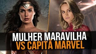 Baixar MULHER MARAVILHA VS. CAPITÃ MARVEL   #ParodiasTNT