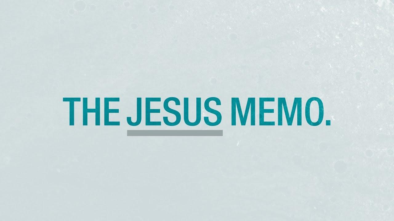 Skit Guys – The Jesus Memo