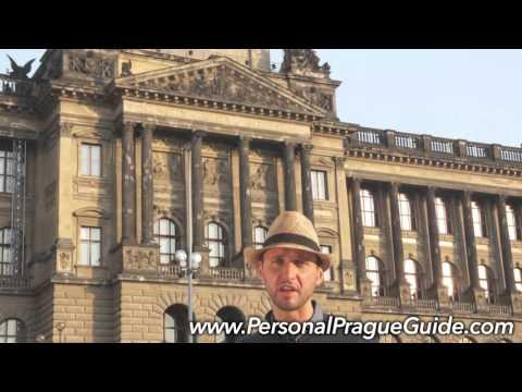 Personal Prague Guide - Marek - Wenceslas' Square