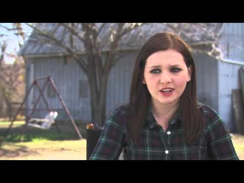 August: Osage County  - Abigail Breslin Interview (On Set)