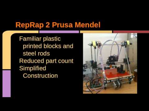 CTS-NL Talk #2: Fused Deposition Modeling 3D Printers