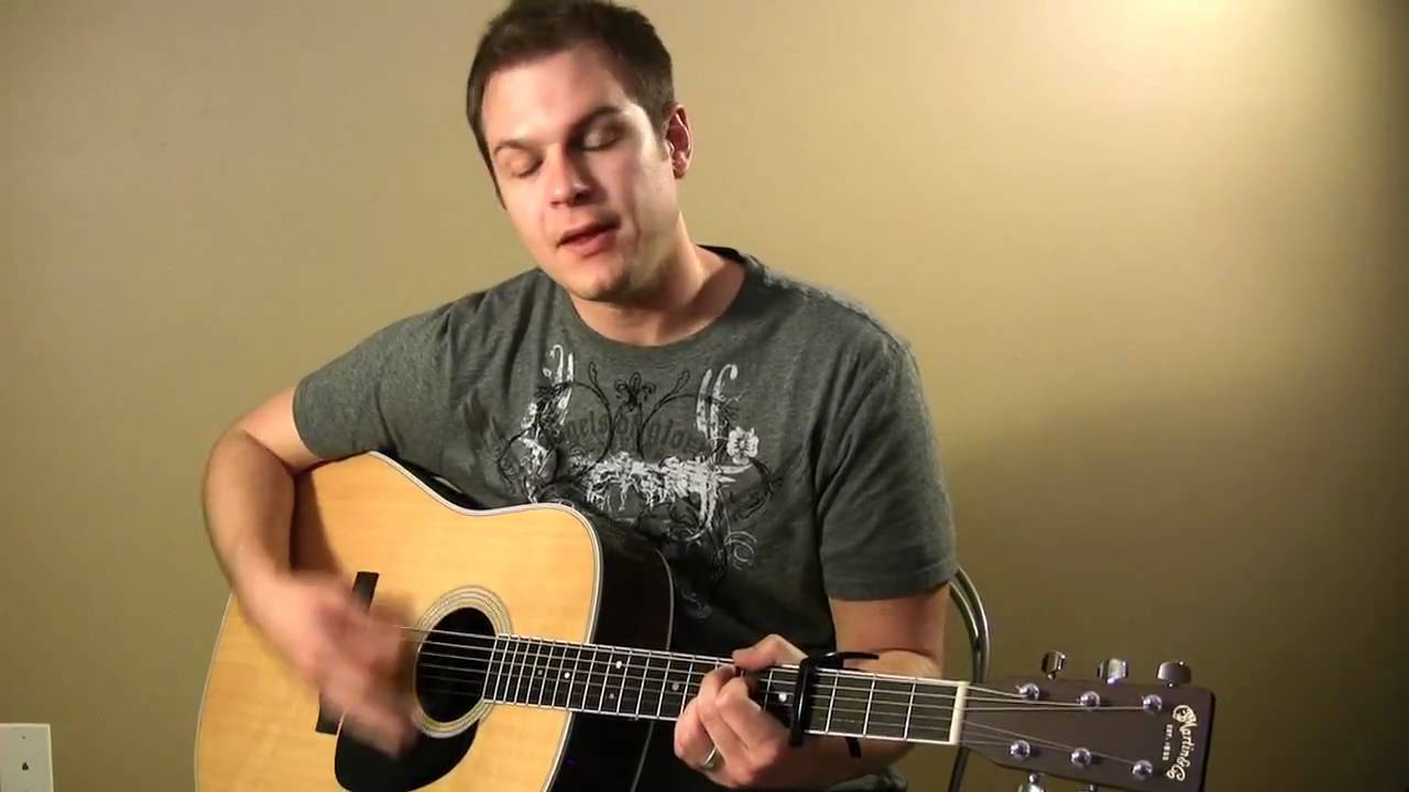 Jesus Paid It All Kristian Stanfill Tutorial With Chord Chart