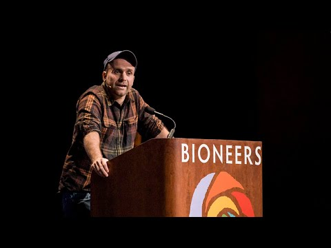 Bren Smith: The Least Deadly Catch: Ocean Farming in the Climate Change Era   Bioneers 2016