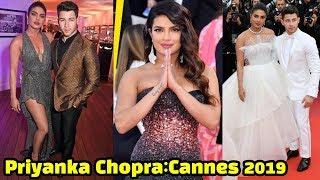 Priyanka Chopra & Nick Jonas Set Couple Goals At Cannes Film Festival 2019