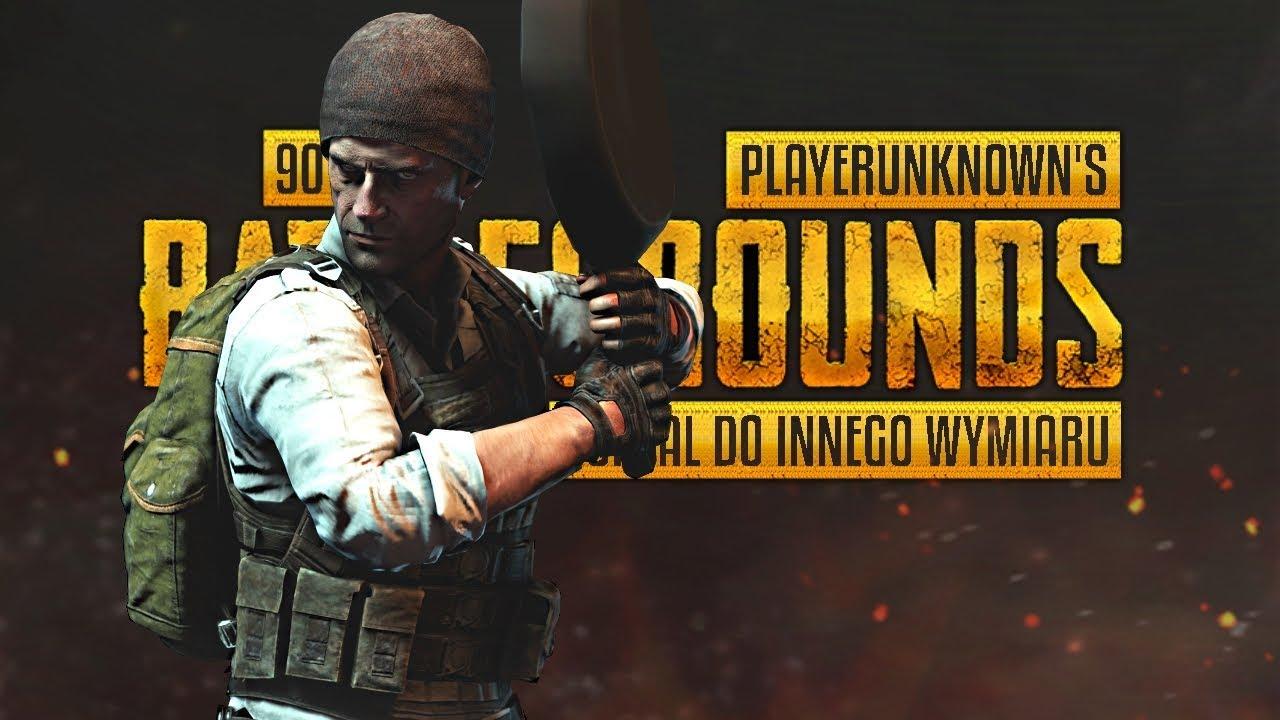Playerunknown's Battlegrounds (PL) #90 – Portal do innego wymiaru (FPP Gameplay PL / Zagrajmy w)