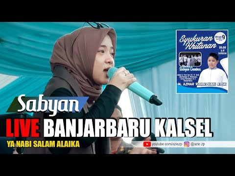Sabyan Gambus - Ya Nabi Salam Alaika (Live Banjarbaru)