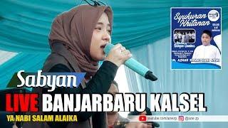 Download lagu Sabyan Gambus Ya Nabi Salam Alaika MP3