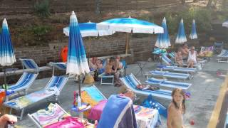 Aqua Gym Camping Vallicella Scarlino Tuscany Italy