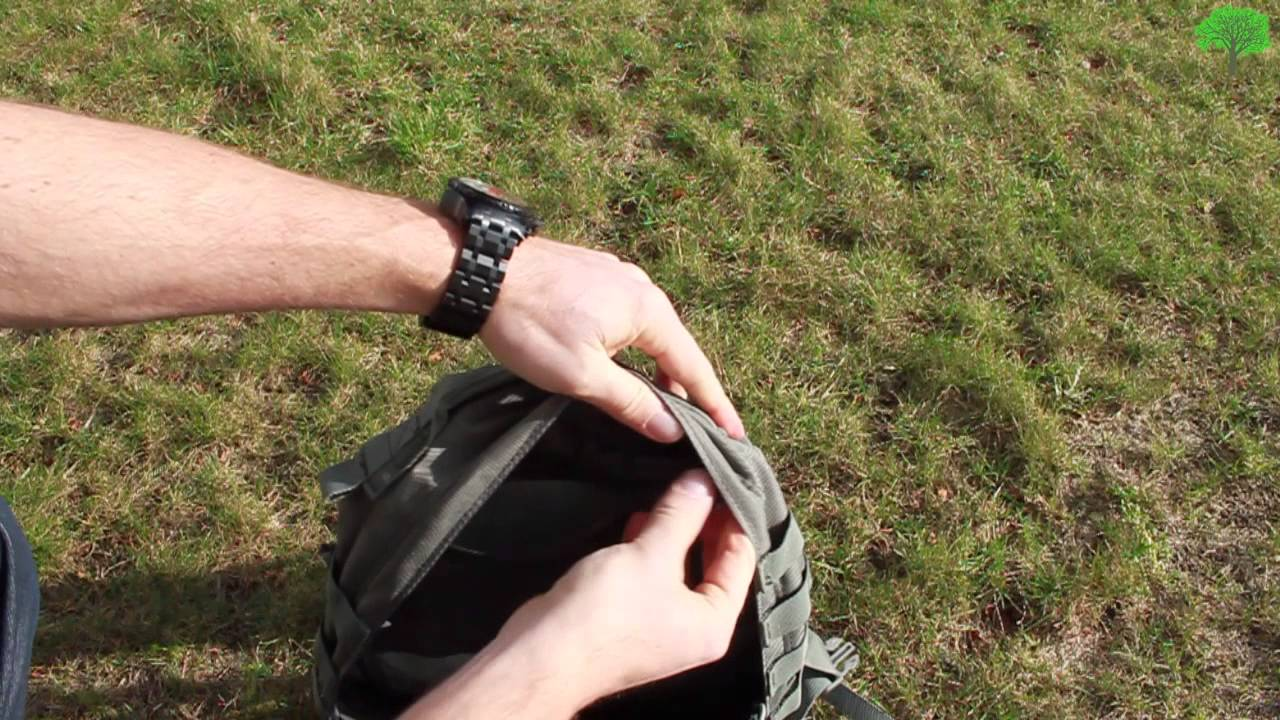 72fa4ff16d11 Scout Backpack by Drago Gear - YouTube
