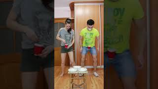 New funny challenge🔥 by Tsuriki Show #shorts