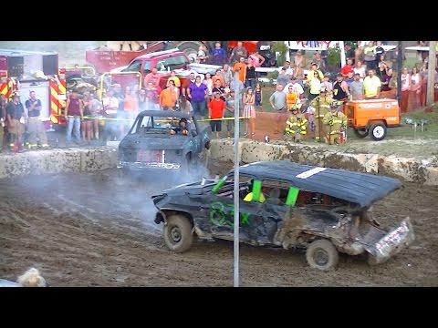 Ottawa County Derby - Fullsize Truck Heat (2016)