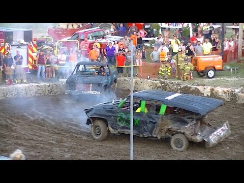 Ottawa County Derby - Fullsize Truck Heat - 2016