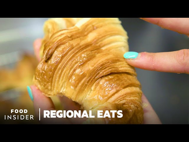 How Authentic Croissants Are Made In France | Regional Eats