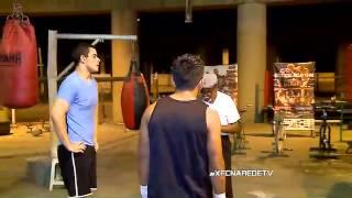 XFC na RedeTV!: Projeto social ajuda lutadores e promove inclusão social através do esporte
